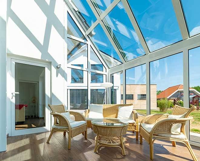 modern conservatory design